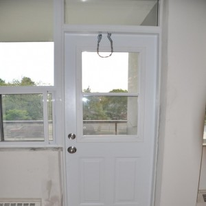 Swing Steel Balcony Door
