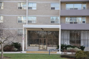 Aluminum Windows for High Rise Applications
